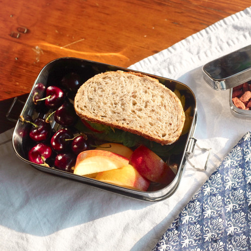 Stainless steel container - lunch 2