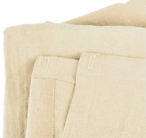 Hemp Shower Curtain - Natural
