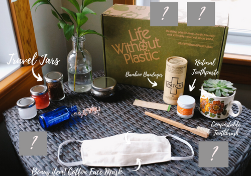 The Life Without Plastic Summer Box
