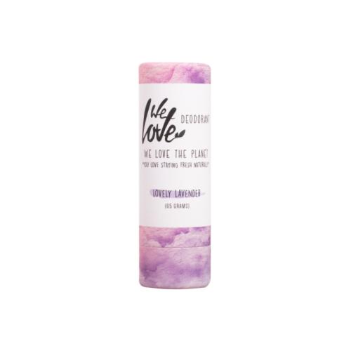 Plastic-Free Deodorant Stick - Lovely Lavender