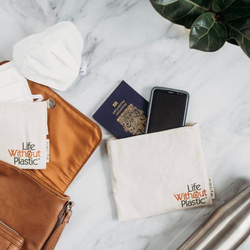Organic Cotton Flip Bag - medium - other