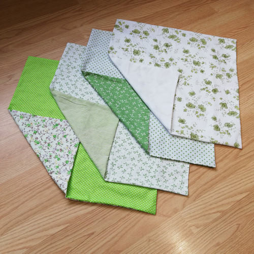 Cotton wrapping cloth