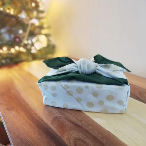 Reusable Cotton Gift Wrapping Cloth context