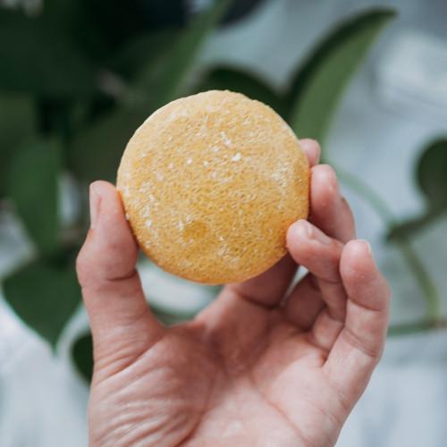 Solid Shampoo Bar - Citrus