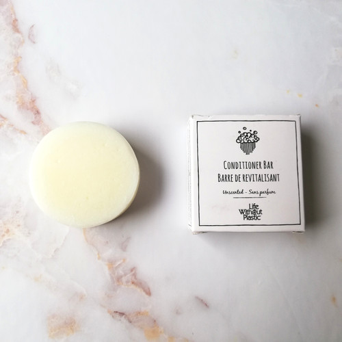Solid Conditioner Bar - packaging