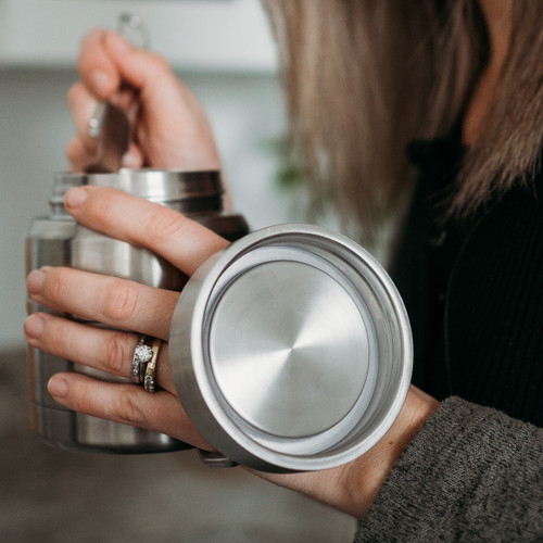 Vacuum Insulated Stainless Steel Flask