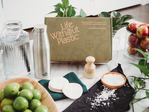 The Life Without Plastic Spring 2021 Box