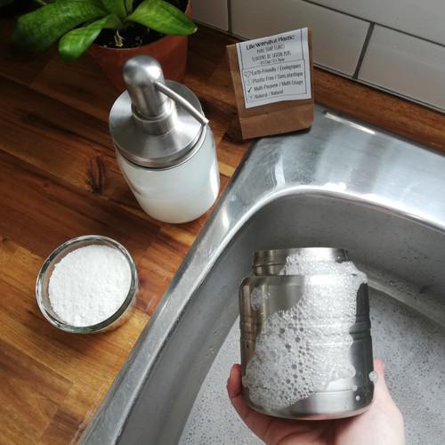 Pure Soap Flakes - dish soap