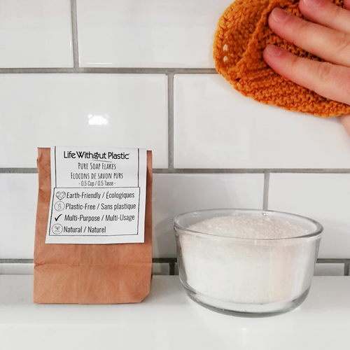 Pure Soap Flakes - all purpose cleaner