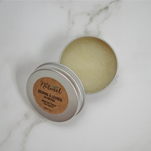 Au Naturel Plastic-Free Lip Balm - Coconut
