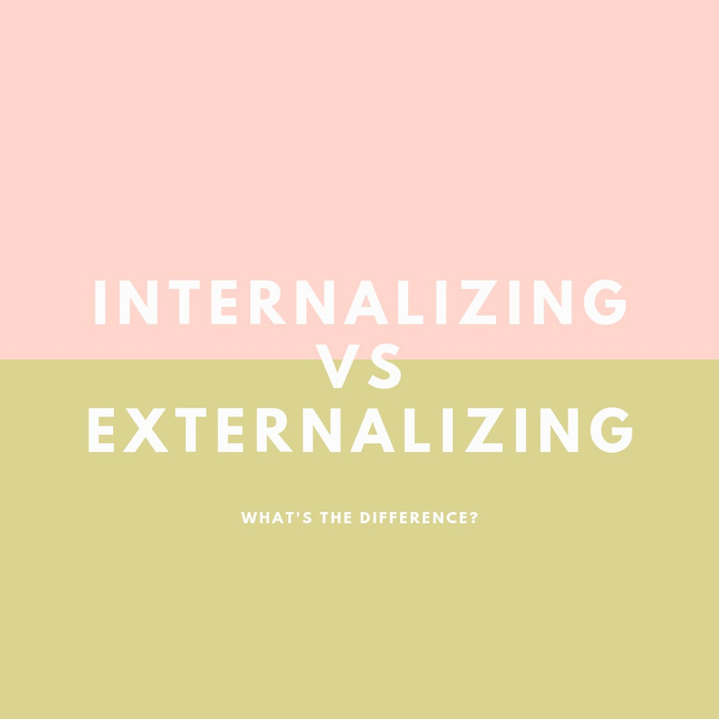 Everything Has A Cost…So Who's Paying For It? Internalizing vs Externalizing Costs