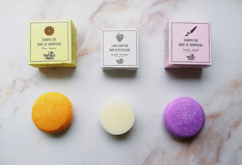 Shampoo and Conditioner Bars that Really Work!