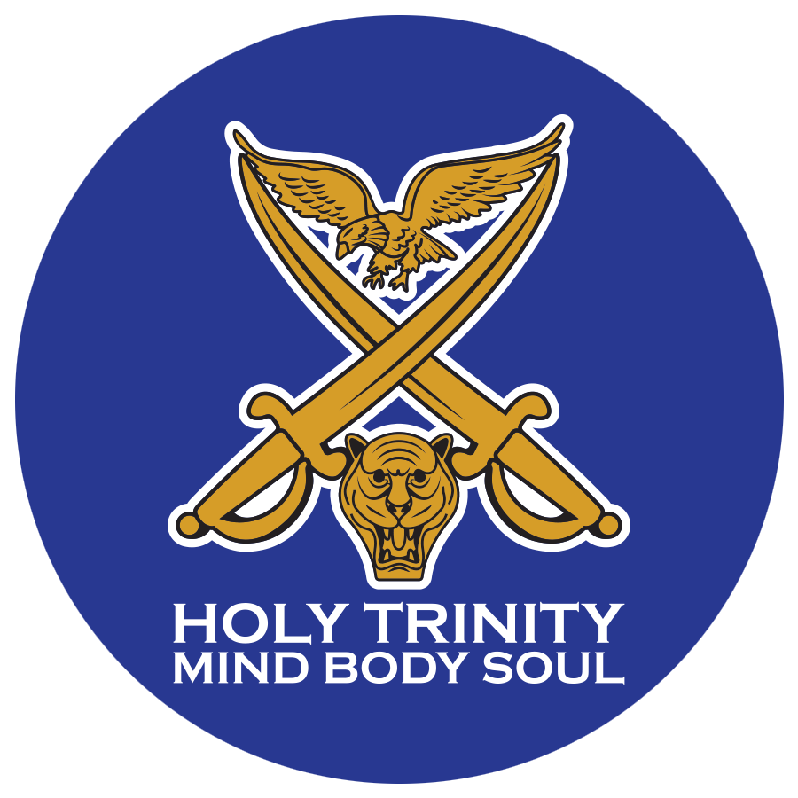 Holy Trinity Mind Body Soul