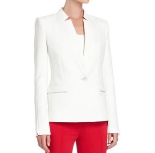 BCBG MaxAzria 'Seann' Off-White Blazer Sz S