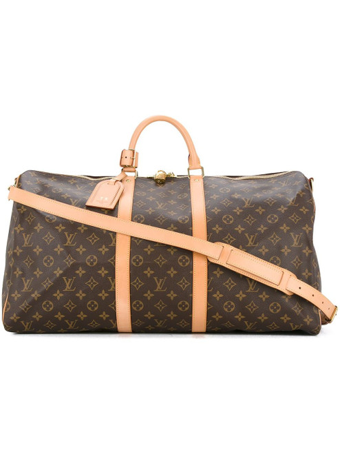 Louis Vuitton Keepall 55 Bandouliere Bag