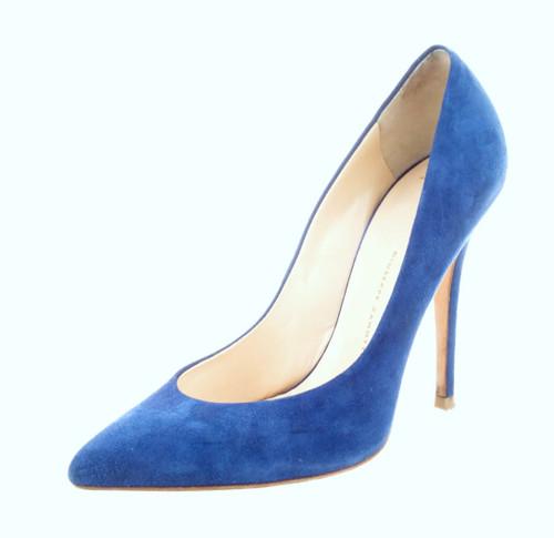 Giuseppe Zanotti Blue Pumps sz 38.5 (US 8)