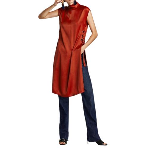 Zara Tunic With Side Tie sz XS
