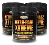 Nitro-Rage Xtreme - Advanced Pre-Workout Fusion
