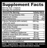 TRUE TEST - Supplement Facts