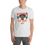 Hot Stuff - Blood Guts & Hot Stuff Short-Sleeve T-Shirt