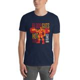 Unleash The Beast  Blood Guts & Hot Stuff Short Sleeve T-Shirt