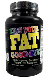Kiss Your Fat Goodbye - Weight Loss Accelerator