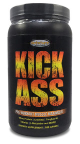 Kick Ass-Pre-Workout Muscle Maximizer 910g + Free Shipping