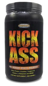 Kick Ass-Pre-Workout Muscle Maximizer 910g + Free Shipping