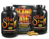 Hot Stuff & Gland-All Anabolic Combo