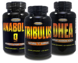 Anabolic 9, DHEA & Tribulus