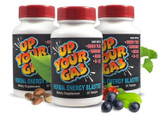 Up Your Gas 30s - Energy Booster - Buy 2 Get 1 Free