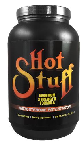 Hot Stuff - Maximum Strength Testosterone Potentiator