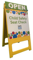 CPS Fitting Station Sign Kit