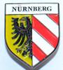 HP8523 Nürnberg Crest Hat Pin