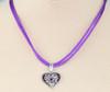 (JN111) Edelweiss Heart assorted colors