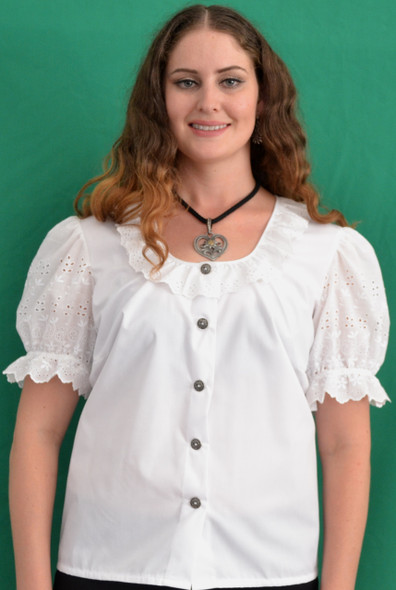 Emma Long Blouse