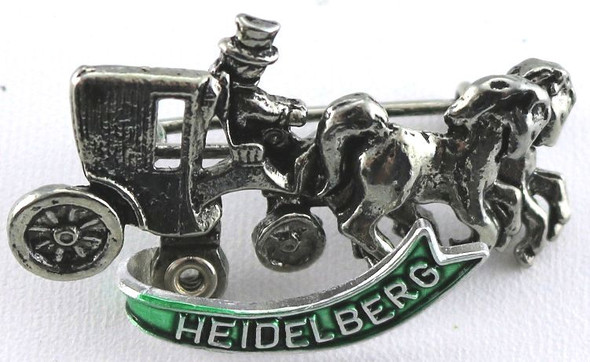 HP8480H Horse and Buggy HEIDELBERG
