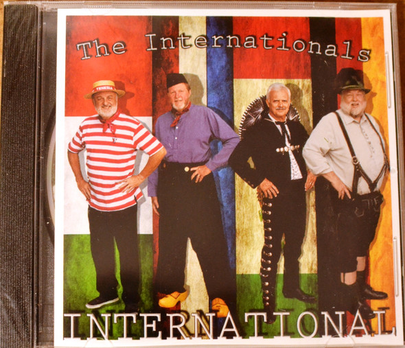 CD The Internationals