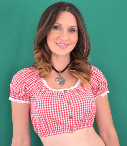 Nikki Short Blouse