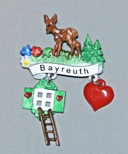 HPP8001 Deer BAYREUTH