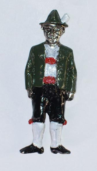 HP8812 Standing Bavarian Man