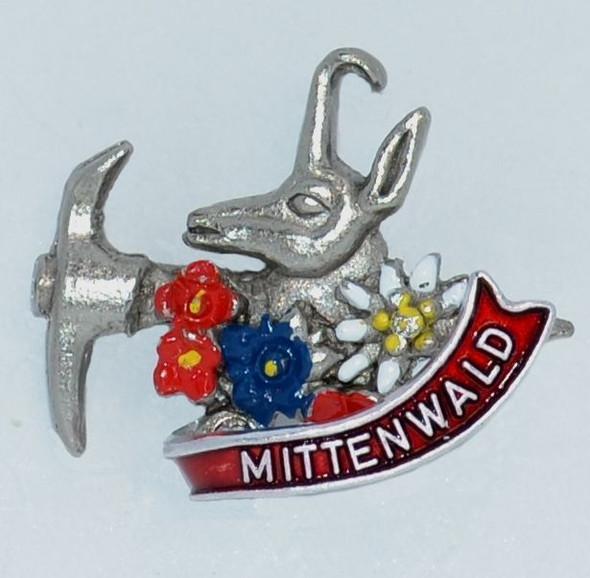 HP8321M Ram, Pick hat pin MITTENWALD