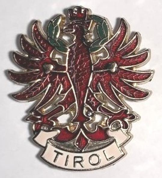 HP8601 Tirol Eagle hat pin