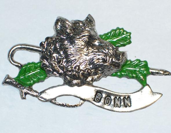HP8497B Boar Hat Pin BONN