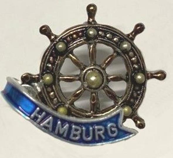 HP8452H Captain's Wheel HAMBURG