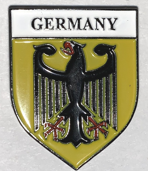 HP8545 Germany Hat Pin