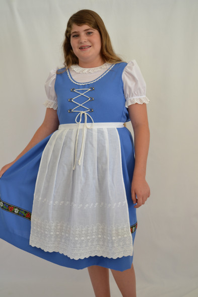 Madeline Bavarian Blue 3PC SET