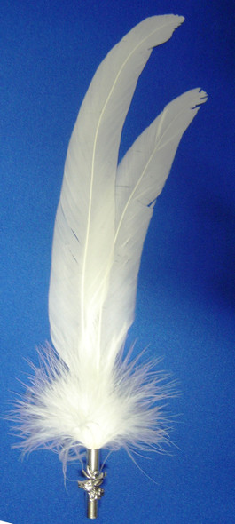 """White Feather 10""""-11"""" (FEA256)"""