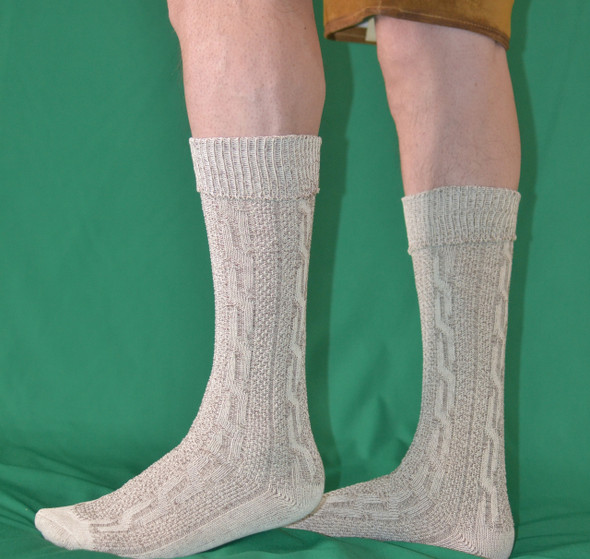 SPECIAL Speckled Tan Socks (SOCK-BT-SPECKLEDTAN)