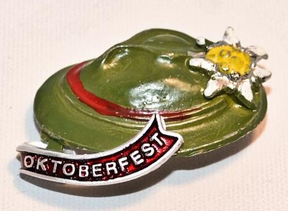 HP8301 Tiroler Hut Hat Pin OKTOBERFEST